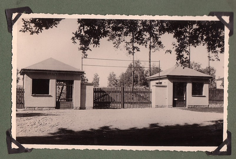 Bau 1952/1953