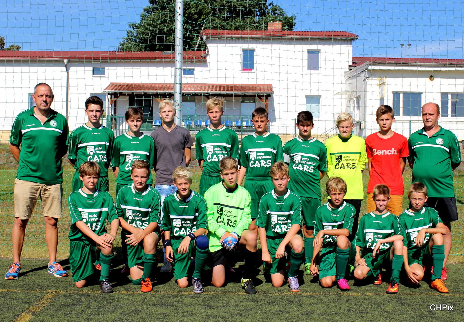C-Junioren FV Ottendorf-Okrilla 05 e.V.