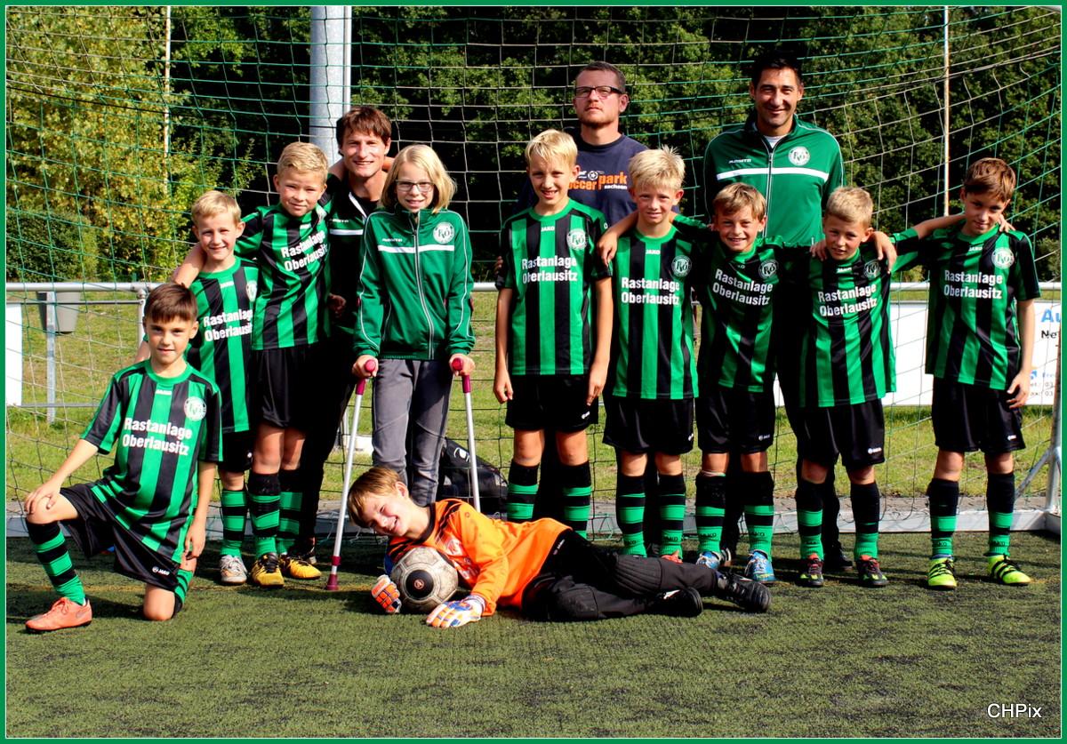 E-Junioren FV Ottendorf-Okrilla 05 e.V.