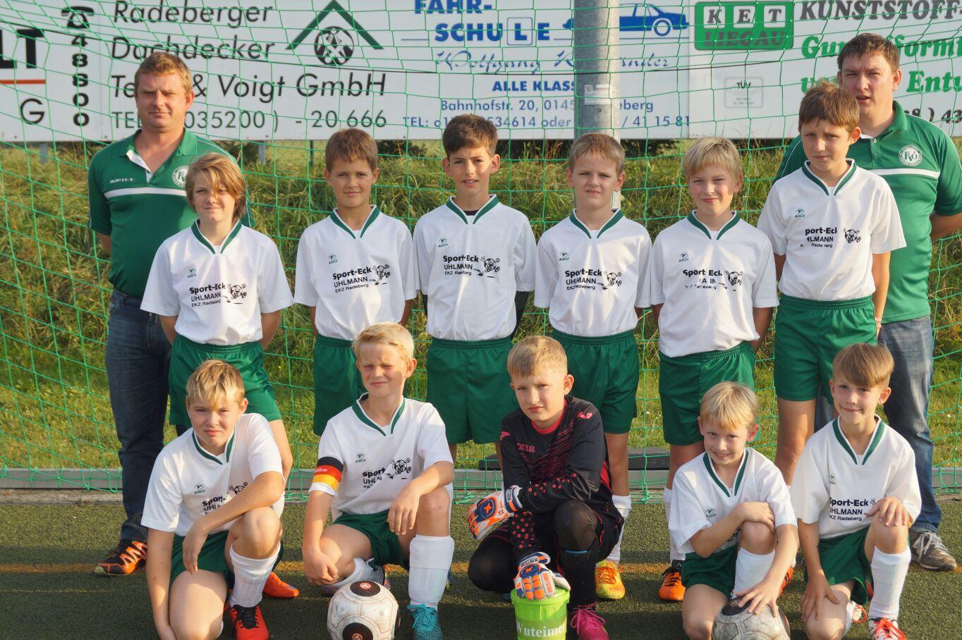 E2-Junioren FV Ottendorf-Okrilla 05 e.V.