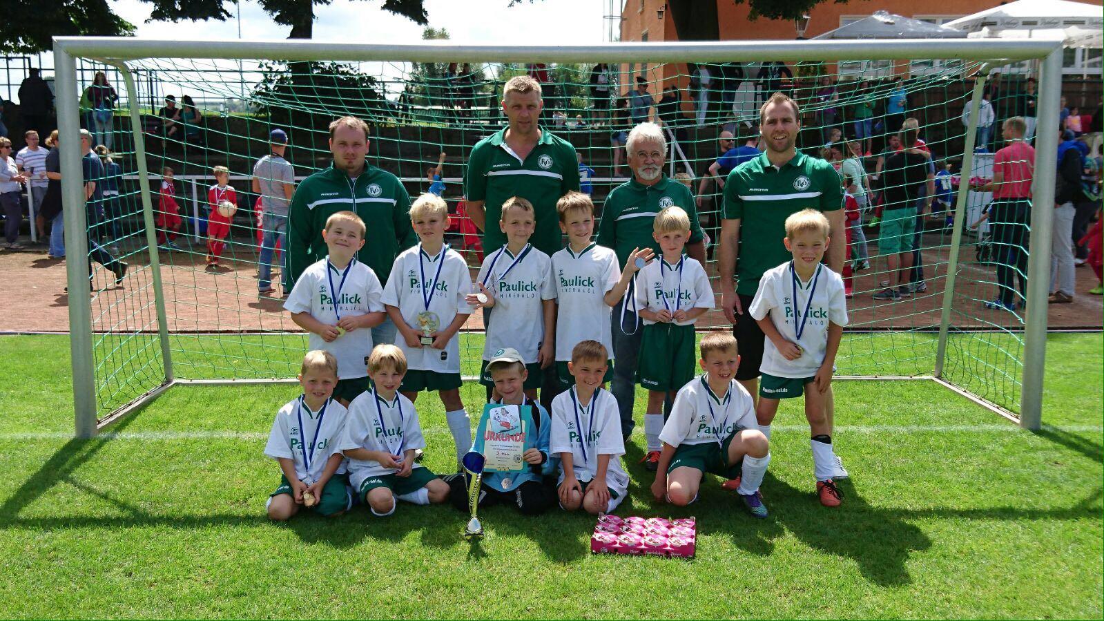 F-Junioren FV Ottendorf-Okrilla 05 e.V.