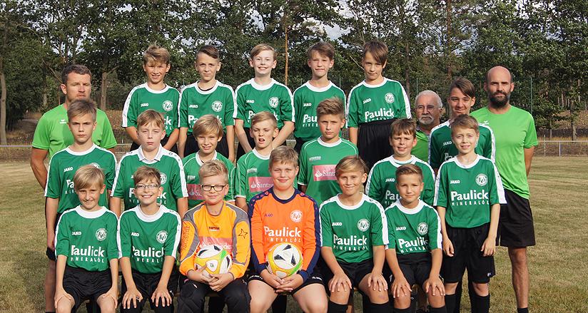 FV Ottendorf-Okrilla 05 e.V. | D-Junioren |  Saison 2019/2020